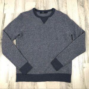 J Crew lambswool sweater size medium